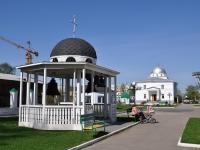 Нижний Новгород, проезд Ярмарочный. колокольня