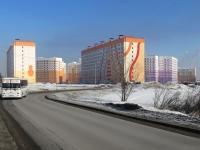 Новосибирск, улица Дмитрия Шмонина, дом 6. многоквартирный дом