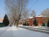 Новосибирск, улица Военного Городка территория, дом 1/91. общежитие