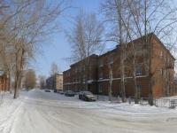 Новосибирск, улица Военного Городка территория, дом 9. общежитие