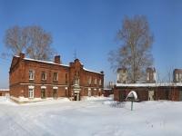 Новосибирск, улица Военного Городка территория, дом 51. общежитие