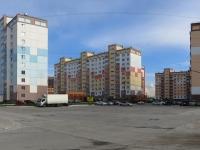 Новосибирск, улица Мясниковой, дом 24/1. многоквартирный дом