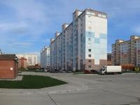 Новосибирск, улица Мясниковой, дом 24/2. многоквартирный дом