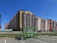 Новосибирск, улица Мясниковой, дом 26. многоквартирный дом