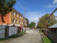 Новосибирск, улица Акмолинская, дом 14.
