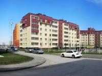 Новосибирск, улица Дивногорская, дом 150/4. многоквартирный дом