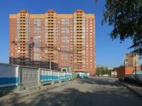Novosibirsk,  , house 35. Apartment house