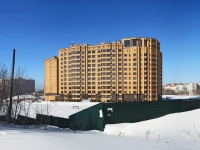 Novosibirsk,  , house 40. Apartment house