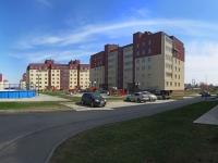 Новосибирск, улица Надежды, дом 6. многоквартирный дом