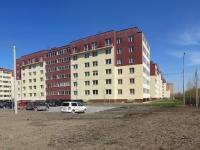 Новосибирск, улица Надежды, дом 8. многоквартирный дом