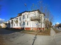Новосибирск, улица Сердюкова, дом 2. многоквартирный дом