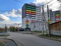 Новосибирск, улица Узловая, дом 8/1. многоквартирный дом