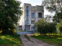 Новосибирск, улица Маковского, дом 4. офисное здание