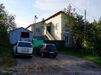 Новосибирск, улица Маковского, дом 6. индивидуальный дом