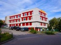 Новосибирск, улица Маковского, дом 10. офисное здание