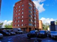Novosibirsk,  , house 4. Apartment house