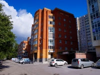 Novosibirsk,  , house 4. Apartment house