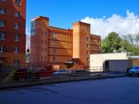 Novosibirsk,  , house 6. Apartment house
