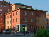 Новосибирск, улица Римского-Корсакова, дом 4В. многоквартирный дом