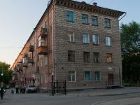Novosibirsk, Rimsky-Korsakov st, house 4. Apartment house