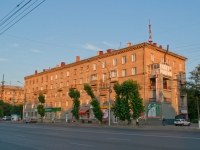 Новосибирск, улица Римского-Корсакова, дом 8. многоквартирный дом