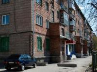 Новосибирск, улица Римского-Корсакова, дом 10. многоквартирный дом