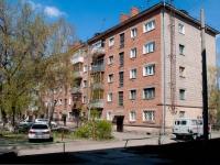 新西伯利亚市, Rimsky-Korsakov st, 房屋 12А. 公寓楼