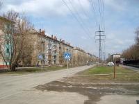 Novosibirsk, Rimsky-Korsakov st, house 12А. Apartment house