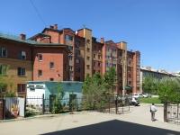 Новосибирск, улица Римского-Корсакова, дом 4Б. многоквартирный дом