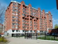 Новосибирск, переулок Римского-Корсакова 1-й, дом 3 с.1. многоквартирный дом