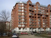 Новосибирск, переулок Римского-Корсакова 1-й, дом 5. многоквартирный дом