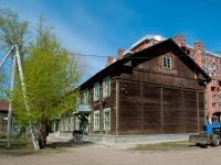 Novosibirsk, 1st Rimsky-Korsakov alley, house 12. Apartment house