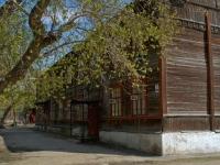 Новосибирск, переулок Серафимовича 1-й, дом 15. многоквартирный дом