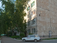 Novosibirsk, Stepnaya st, house 31. Apartment house