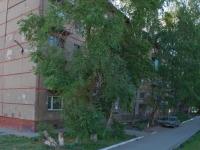 Novosibirsk, Stepnaya st, house 37. Apartment house