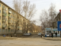 Novosibirsk, Stepnaya st, house 39. Apartment house
