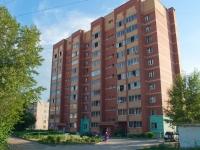 新西伯利亚市, Stepnaya st, 房屋 41 с.1. 公寓楼