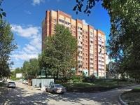 Новосибирск, улица Степная, дом 41 с.1. многоквартирный дом