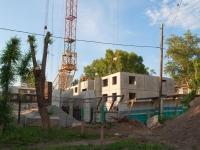 Novosibirsk, Stepnaya st, house 44 с.1. building under construction