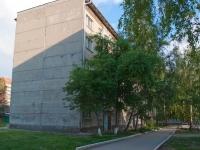 Новосибирск, улица Степная, дом 59 с.2. многоквартирный дом