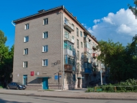 Novosibirsk, Stepnaya st, house 59. Apartment house