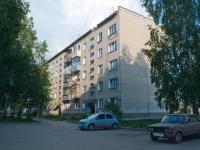 Новосибирск, улица Степная, дом 63 с.2. многоквартирный дом