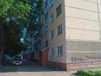 Новосибирск, улица Степная, дом 64. многоквартирный дом