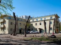 Новосибирск, улица Костычева, дом 11. многоквартирный дом