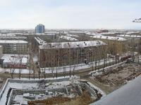 Новосибирск, улица Костычева, дом 14. многоквартирный дом