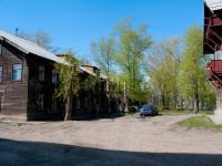 Новосибирск, улица Костычева, дом 17. многоквартирный дом