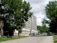 Novosibirsk, Kostychev st, house 20. Apartment house
