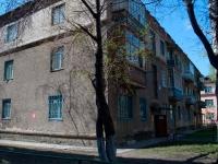 Novosibirsk, Kostychev st, house 44 с.1. Apartment house