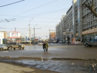 Novosibirsk, Titov st, house 1. Apartment house