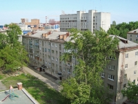 Novosibirsk, Titov st, house 2. Apartment house